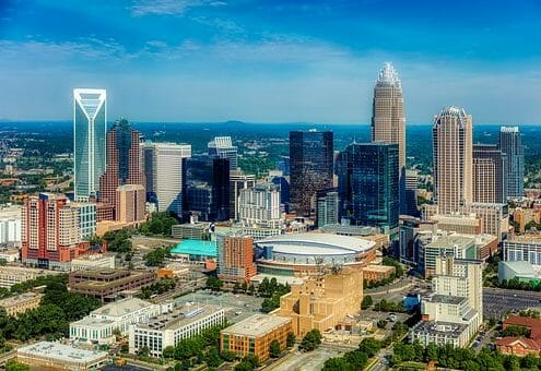 Montrose to/from Charlotte (CLT) NC Flight Deal from $297rt