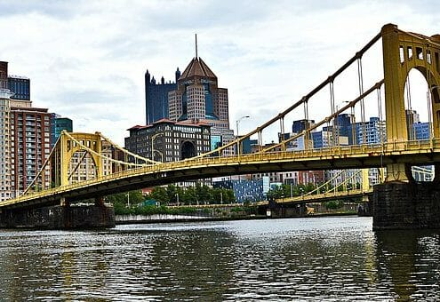 Montrose to Pittsburgh PA Flight Deal from $250rt