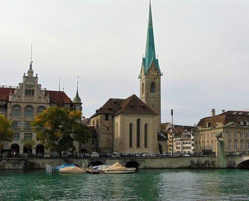 Montrose to Zurich Switzerland Flight Deal from $503rt