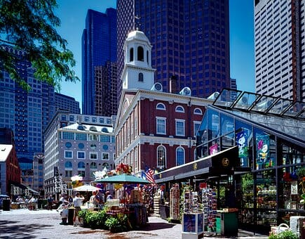 Montrose to/from Boston Flight Deal from $322rt