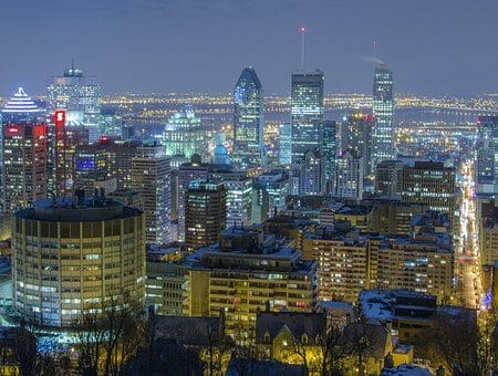 Montrose to/from Montreal Canada Flight Deal from $315rt