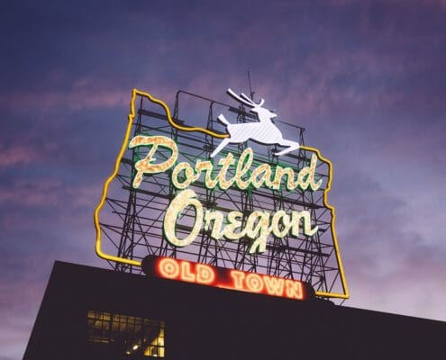 Montrose to/from Portland OR Flight Deal from $255rt