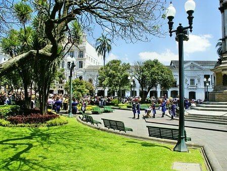 Montrose to Quito Ecuador Business Class Flight Deal from $1396rt
