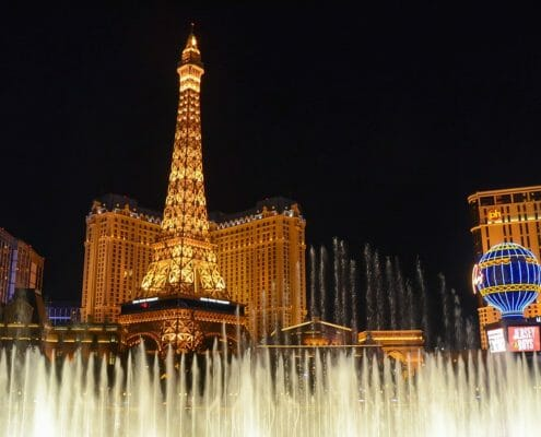 Montrose to/from Las Vegas (LAS) NV Flight Deal from $152rt