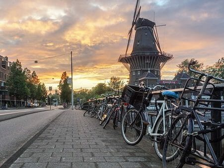 Montrose to Amsterdam Netherlands Flight Deal from $516rt