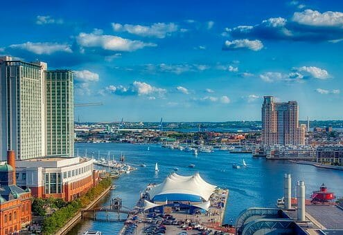Montrose to/from Baltimore (BWI) MD Flight Deal from $281rt