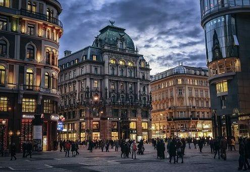 Montrose to Vienna Austria Flight Deal from $510rt