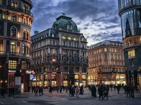 Montrose to Vienna Austria Flight Deal from $308rt