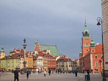 Montrose to Warsaw (WAW) Poland Air + 7Nt 3* Deal from $713rt