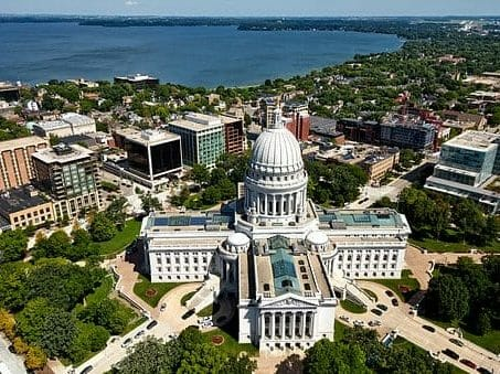Montrose to/from Madison (MSN) WI Flight Deal from $294rt