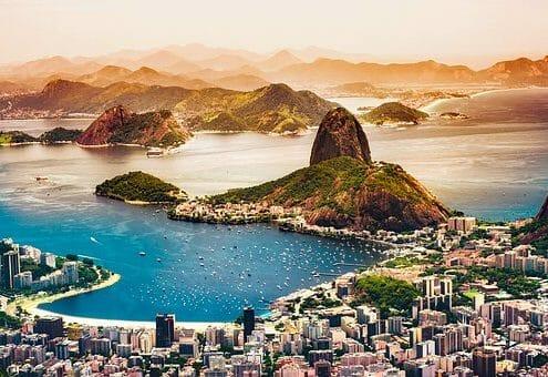 Montrose to Rio De Janeiro (GIG) Brazil Flight Deal from $794rt
