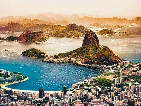 Montrose to Rio De Janeiro (GIG) Brazil Flight Deal from $823rt