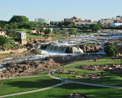 Montrose to/from Sioux Falls SD Flight Deal from $195rt
