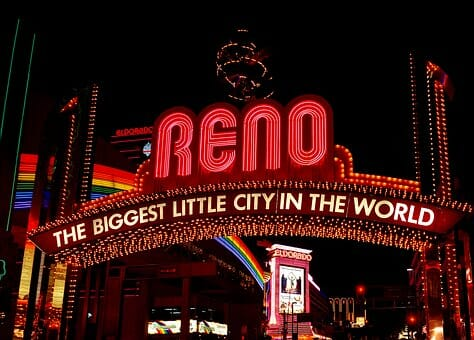 Montrose to/from Reno (RNO) NV Flight Deal from $254rt