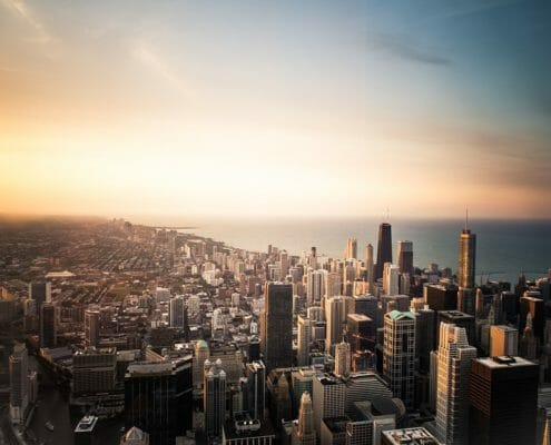 Montrose to/from Chicago IL Flight Deal from $302rt