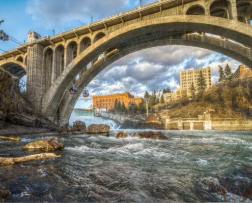 Montrose to/from Spokane (GEG) WA Flight Deal from $186rt