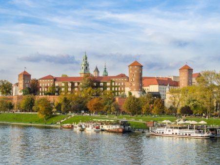 Montrose to Krakow Poland Flight Deal from $2126rt