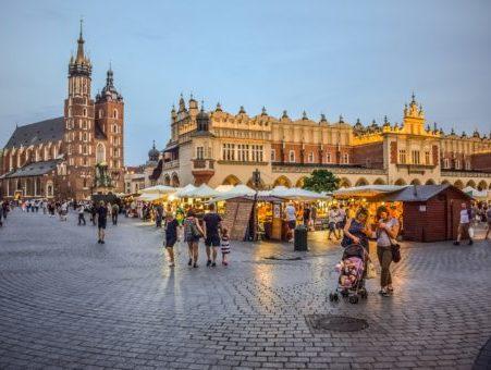Montrose to Krakow (KRK) Poland Flight Deal from $2126rt