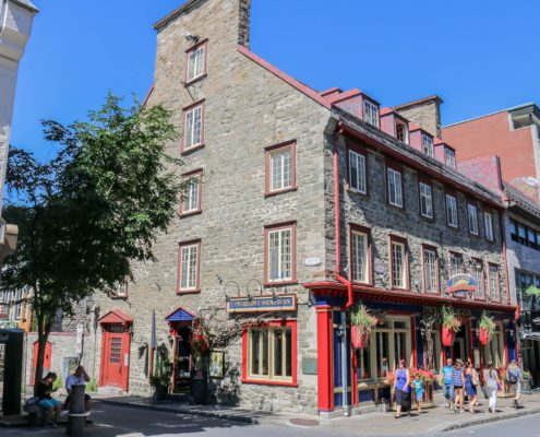 Montrose to/from Quebec City (YQB) Canada Flight Deal from $280rt