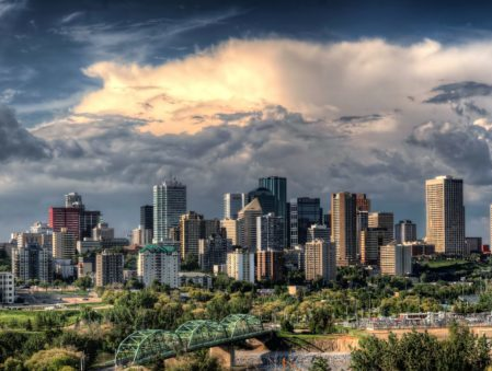 Montrose to/from Edmonton (YEG) Canada Flight Deal from $303rt