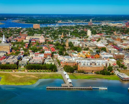 Montrose to/from Charleston (CHS) SC Flight Deal from $271rt