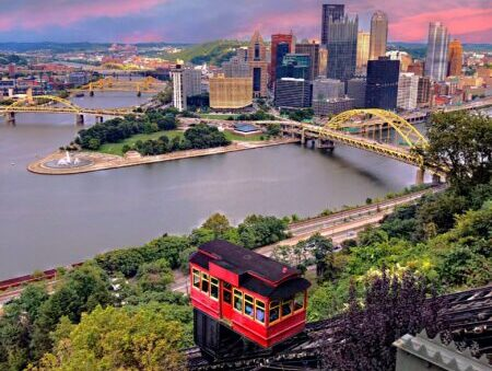 Montrose to/from Pittsburgh (PIT) PA Flight Deal from $279rt