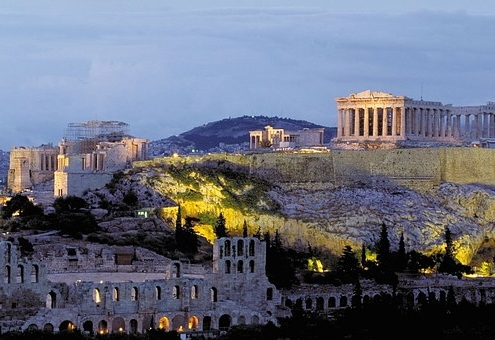 Montrose to Athens (ATH) Greece Flight Deal from $521rt